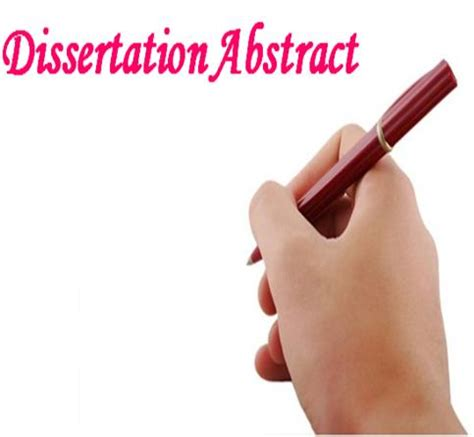 Purpose of thesis and dissertation